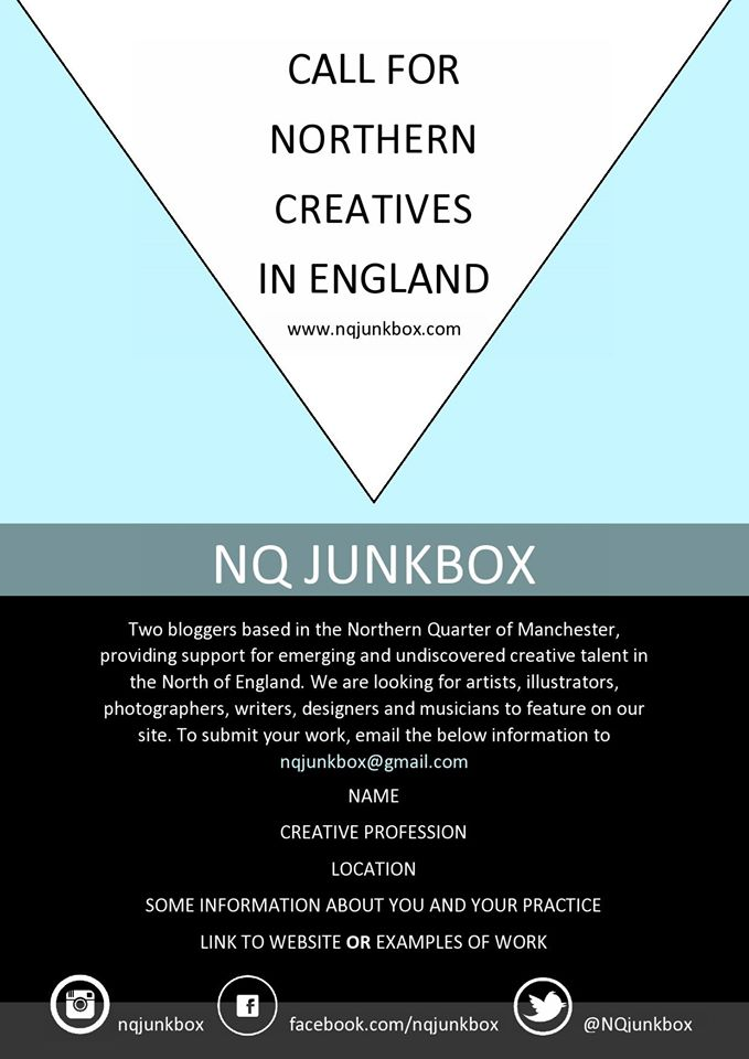 Calling all Northern Creatives